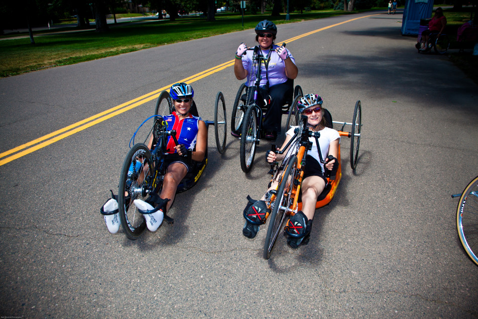 Handcycling 10